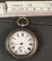 Wunderschöne alte Zwiebel Taschenuhr aus