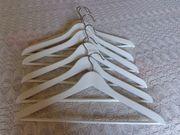 Kleiderbügel Hosenbügel 6 Stück Holz