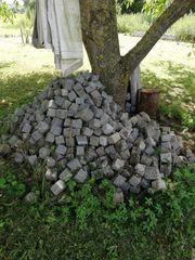 Granitpflaster - Granitsteine 10x10
