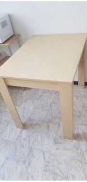 Holztisch für Küche