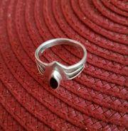 Design Art Deko Ring aus