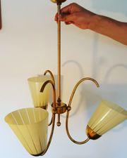 Vintage Tütenlampe 50er 60er Jahre