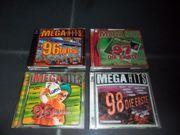 CDS Mega Hits 90 er