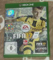 FIFA 17 für die XBOX