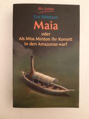 Maia oder als Miss Minton