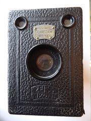 Kamera Zeiss Ikon Box Tengor