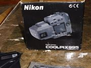 Nikon Cool Pix 995 Digitel