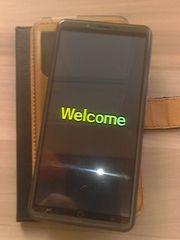 Neues Smartphone 5 7 dunkelblau