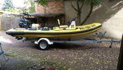 Schlauchboot RIB Ribcraft 585 Bj