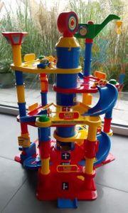 Parkhaus Park Tower mit 7