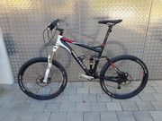 MTB Mountainbike Fully 26 - Top