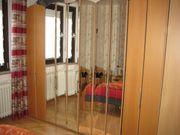 Buche-Schlafzimmer - 5-türiger Schrank Bett inkl