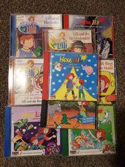 18 CDs von Hexe lili