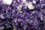 Naturkristall Amethyst aus Uruguay in