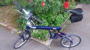 BIRDY Blue - 21-Gang Faltrad von