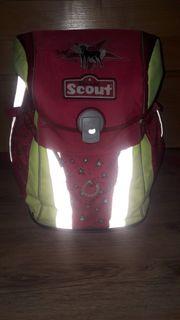 Scout Schultasche Zubehör