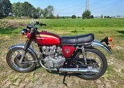Wunderschöne Honda CB450 K Twin-Klassiker