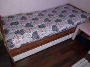 Bett mit Schublade für 2