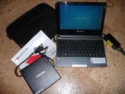 Laptop packard bell 10 1