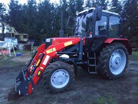 Traktoren, Landwirtschaftliche Fahrzeuge - Frontlader TUR 4 für Zetor
