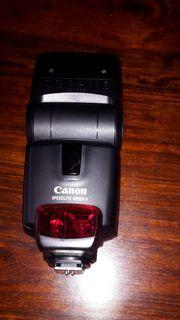 Kamerablitz Canon SPEEDLITE 430 EXII