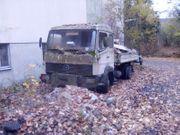Mercedes LKw 809 Doka Dreiseitenkipper
