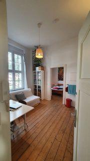 Stilvolle vollmöblierte 2-Zimmer-Wohnung in Humboldt
