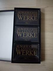 Musik-Kassetten Klassik