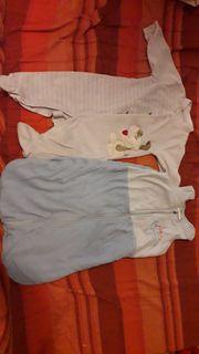 Baby Schlafsack mit Schlafanzug Gr