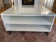 IKEA Couchtisch 80x80x40 cm weiß