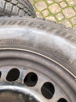 Neue Bridgestone Reifen: Kleinanzeigen aus Schaidt - Rubrik Winter 195 - 295