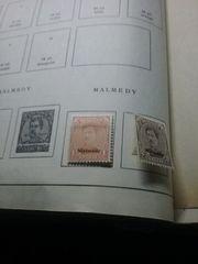 Briefmarken Deutsches Kolonialgebiet