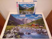 Ravensburger Puzzle 192168 Karwendelgebirge Österreich