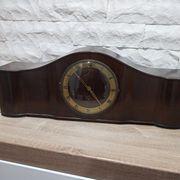 Uhr Schrankuhr antik Wanduhr Holzuhr