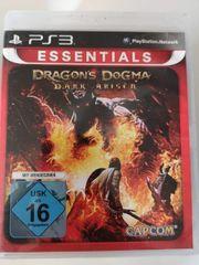 Playstation 3 SpielDragon s Dogma