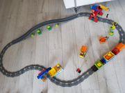Lego Duplo Eisenbahn mit Erweiterungsset