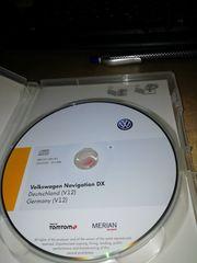 Volkswagen Radio - Navigationssystem CD Deutschland