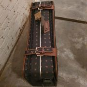 Koffer Samsonite mit Griff und