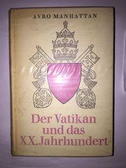 Der Vatikanm und das XX