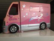 Barbie Sammlung Wohnmobil Puppen Kleidung