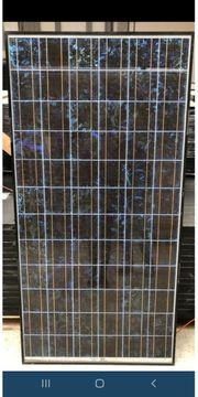 Solar Modul Photovoltaik 135 Watt