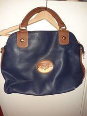 Mulberry Tasche Blau