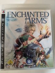 Playstation 3 Spiel Enchanted Arms