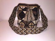 Neu Wayuu Tasche handgemachte kolumbianische