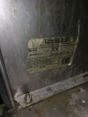 Spülmaschine Hobart Defekt