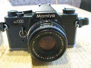 Mamiya NC 1000 Kamera mit