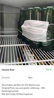 Vavoo tv box Neu