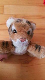 Tigerbaby Kuscheltier