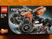Lego technic 9302 Quad Weihnachtsgeschenk