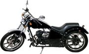 Malibu 125ccm Rock nBikes Chopper
